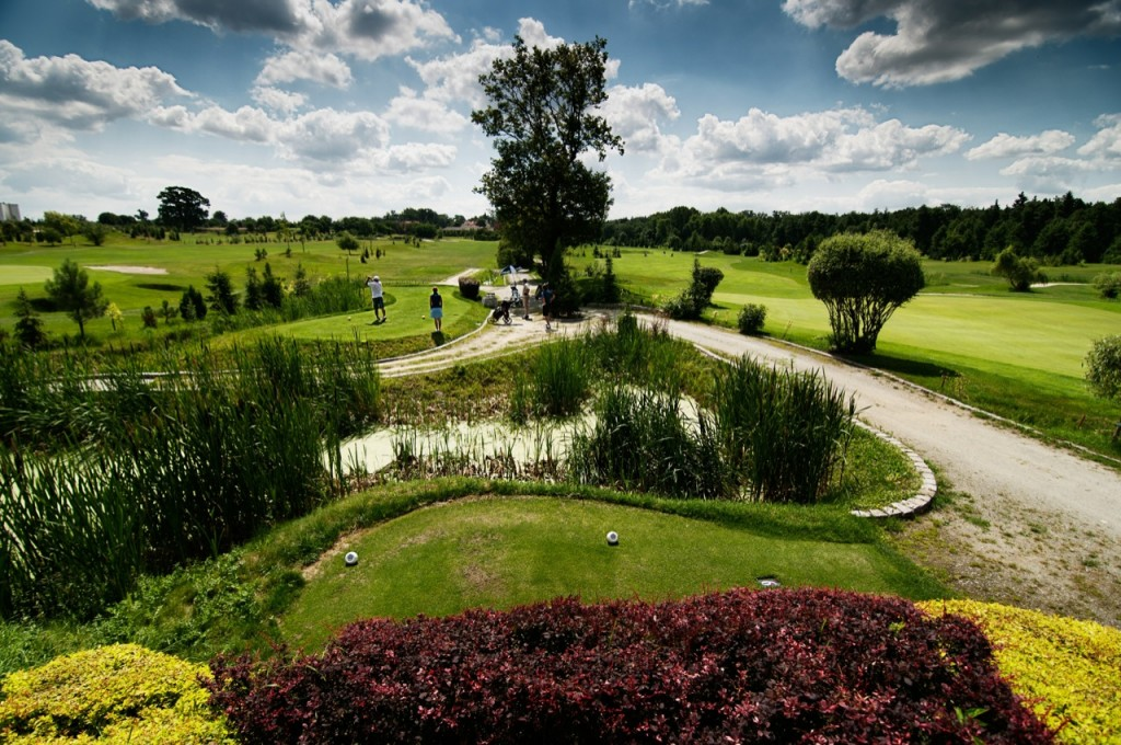 Pole wGradi Golf Club zostało zaprojektowane przeznajlepszych, dla najlepszych.