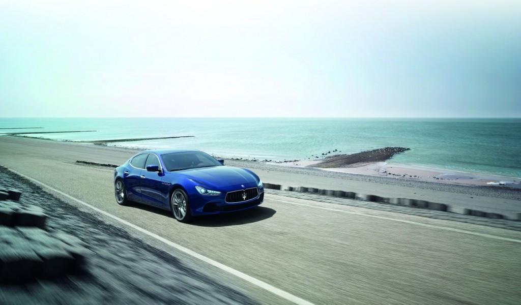 Ghibli, czyli południowy wiatr. Maserati kocha takie porównania.