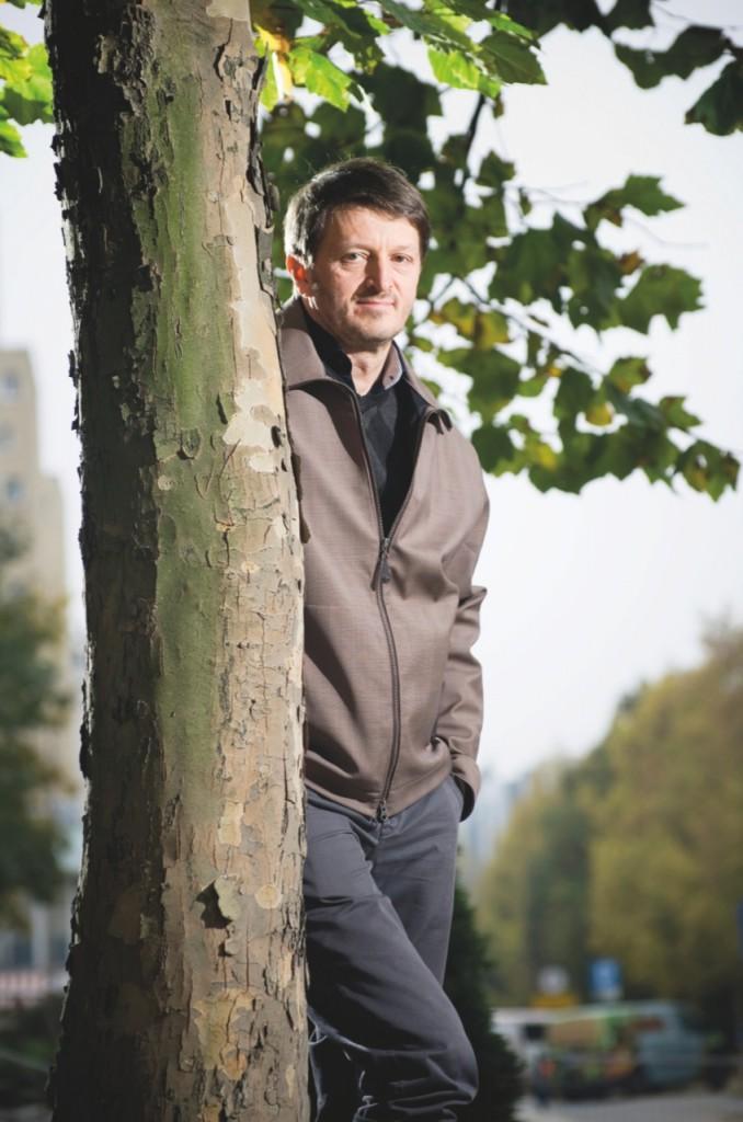 Krzysztof Gradecki –twórca m.in.Gradi Golf Club orazEko Holding.