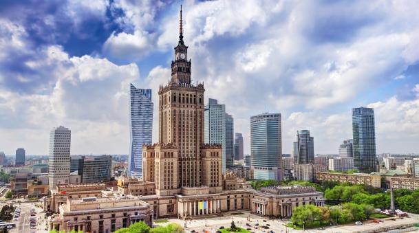 Warszawa niemoże być gorsza –to wkońcu nasza jedyna globalna metropolia.