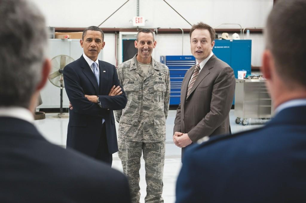 Wśród ludzi zafascynowanych wynalazkami imperium Muska jest sam prezydent USA Barack Obama.