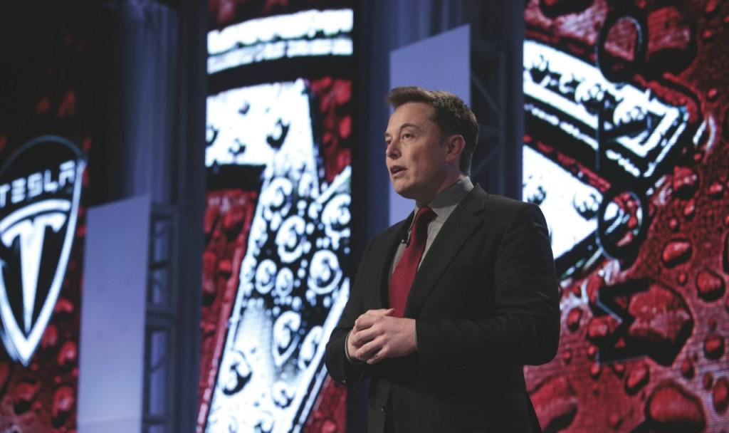 Elon Musk jest wizjonerem iprzedsiębiorcą, któryodnosi sukcesy.