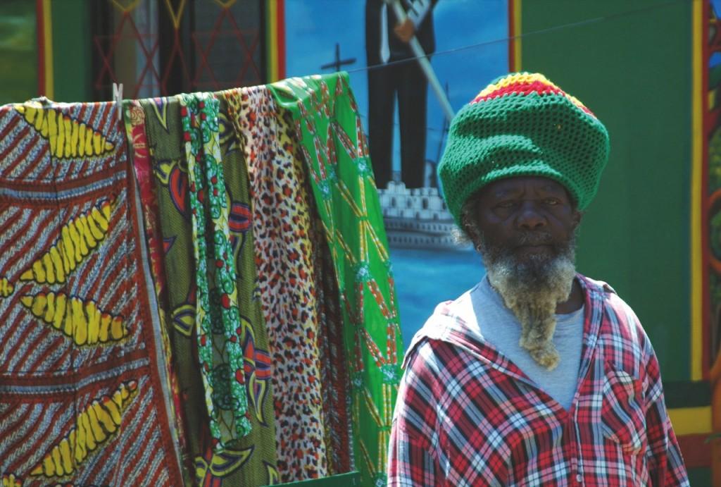 Papa Rupi jest jednym znajdłużej żyjących wmieście Szaszemenie rastafarian. Rastafarianie imigrują doEtiopii odlat 30. XX wieku.