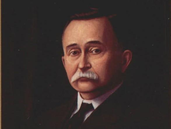 Frank Mason Robins – księgowy, którystworzył logo Coca-Coli.