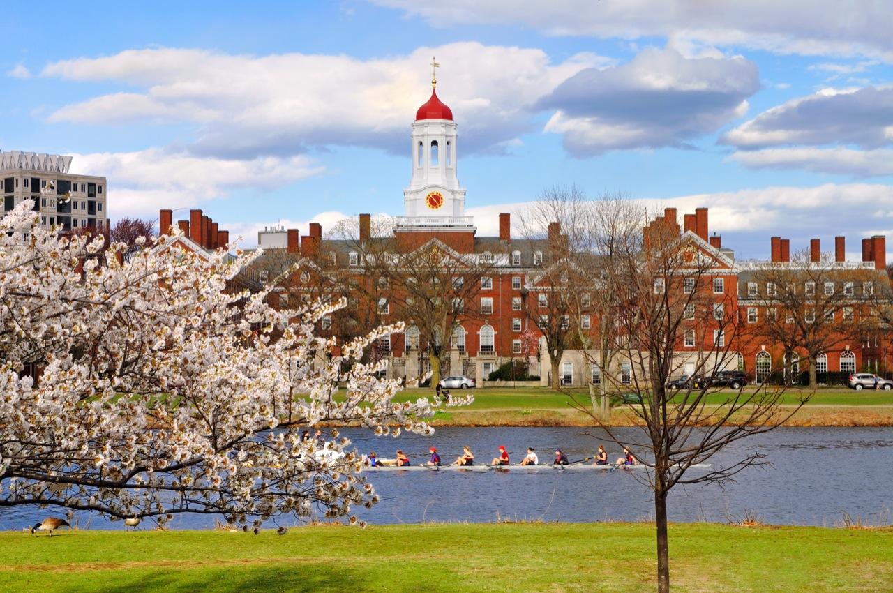 Harvard – odlat najlepsza uczelni świata.