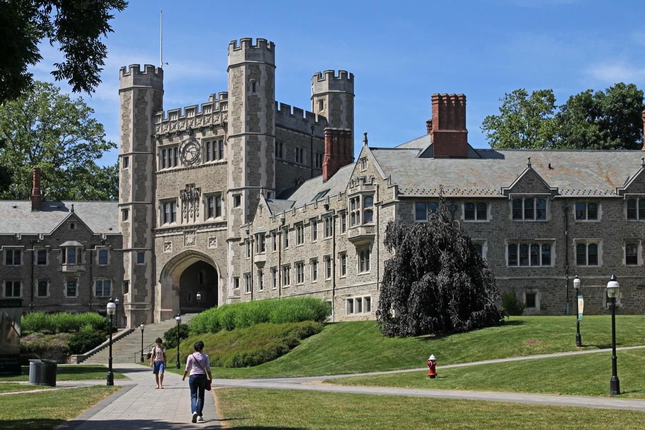 Princeton – alma mater m.in.Jeffa Bezosa.