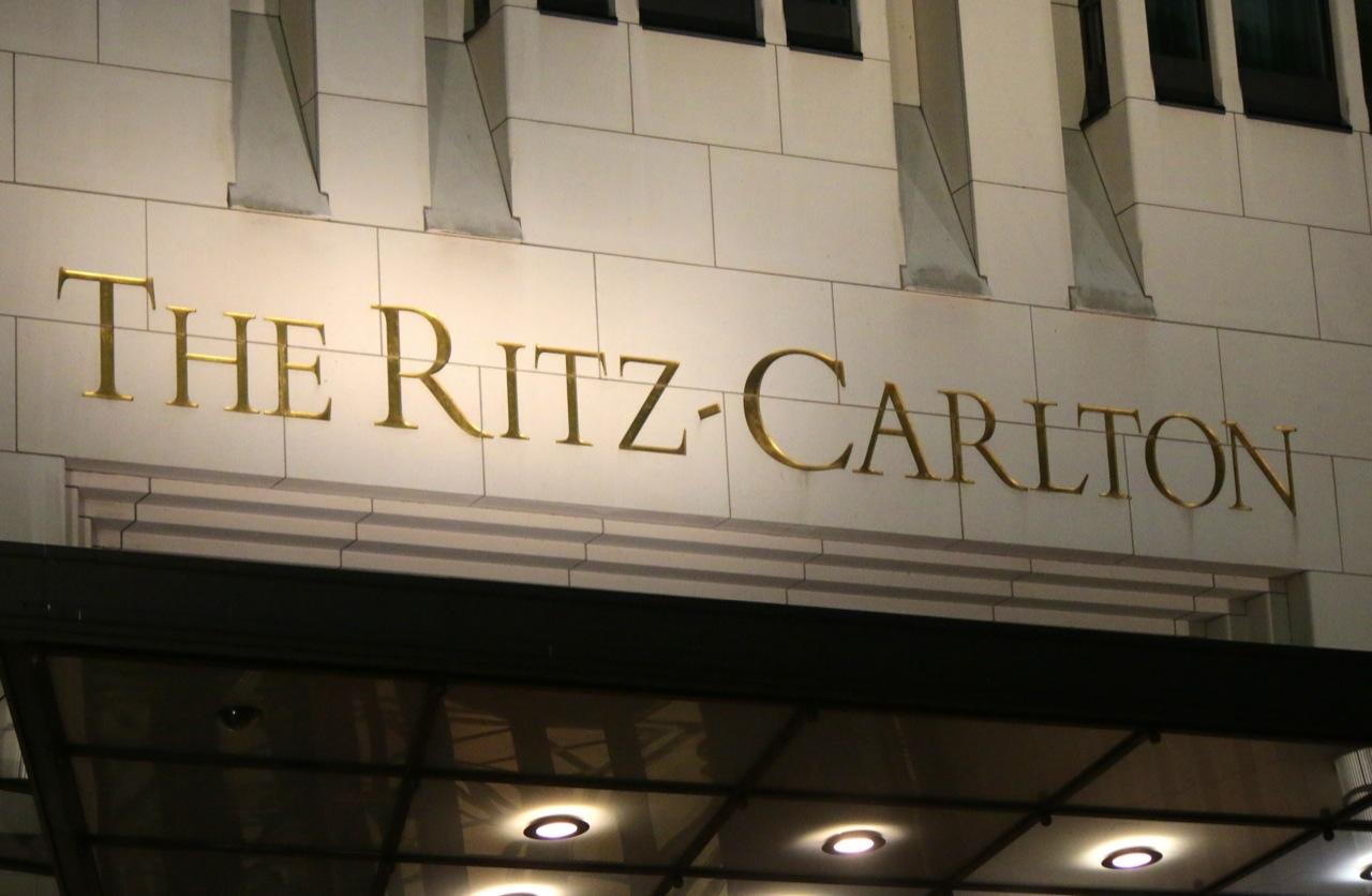 Jeżeli szukamy luksusu, trzeba skierować siędo berlińskiego Ritza.
