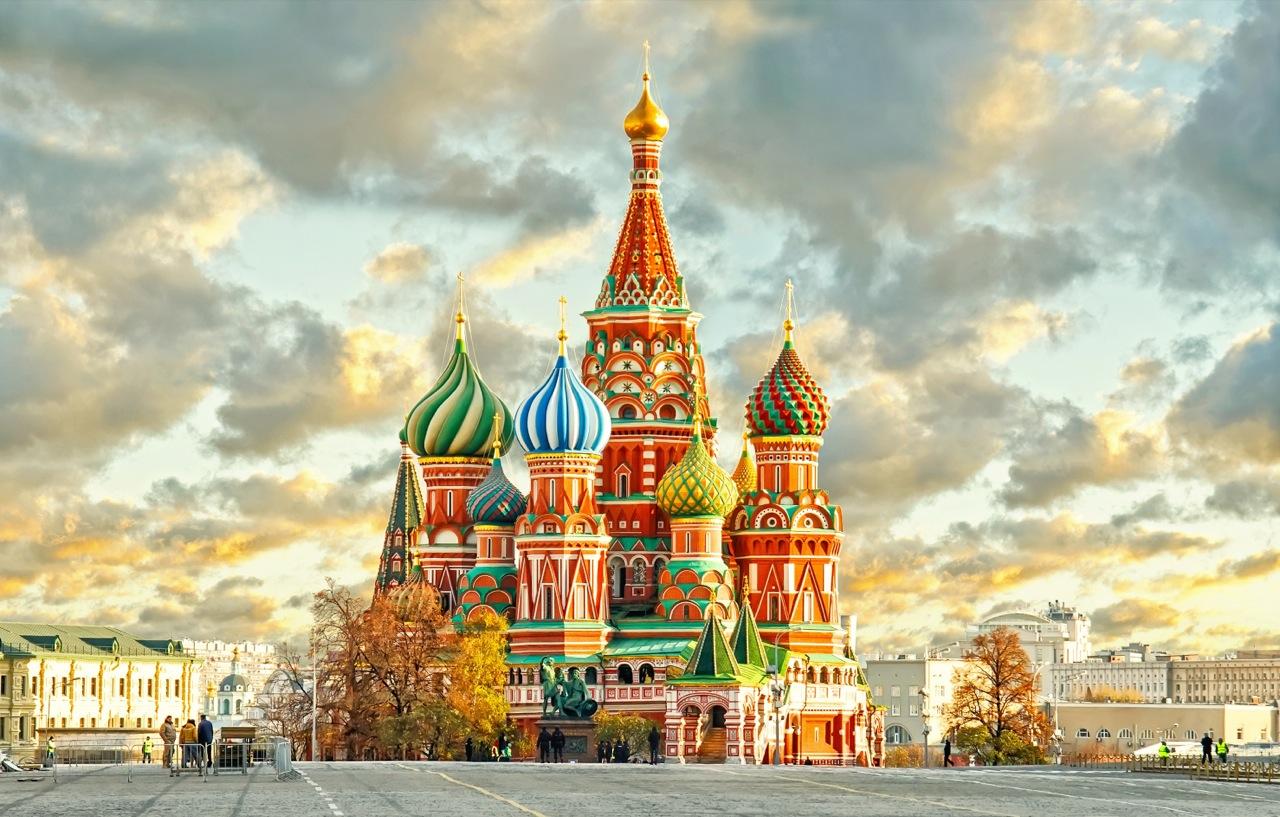 Moskiewski rozmach jest imponujący. Odwieków...