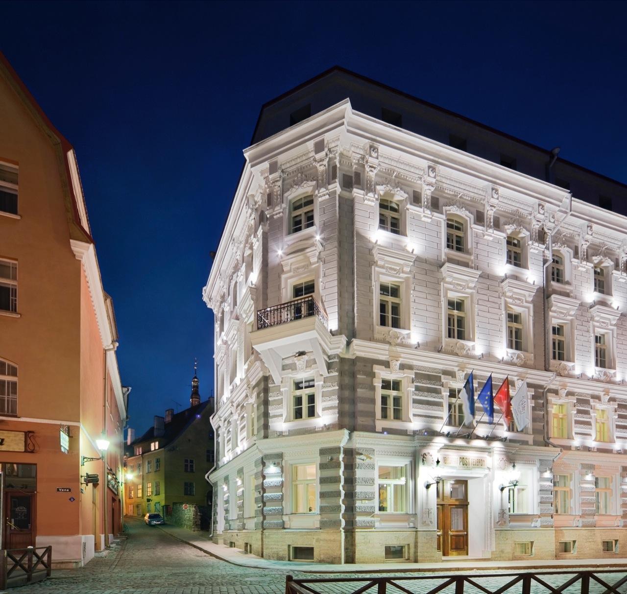 Hotel Telegraaf gościł koronowane głowy, przywódców państw igwiazdy rocka.