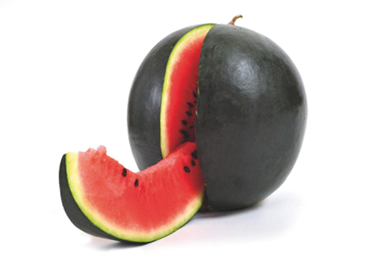 Czarne arbuzy Dansuke sąbardzo kosztownym smakołykiem.