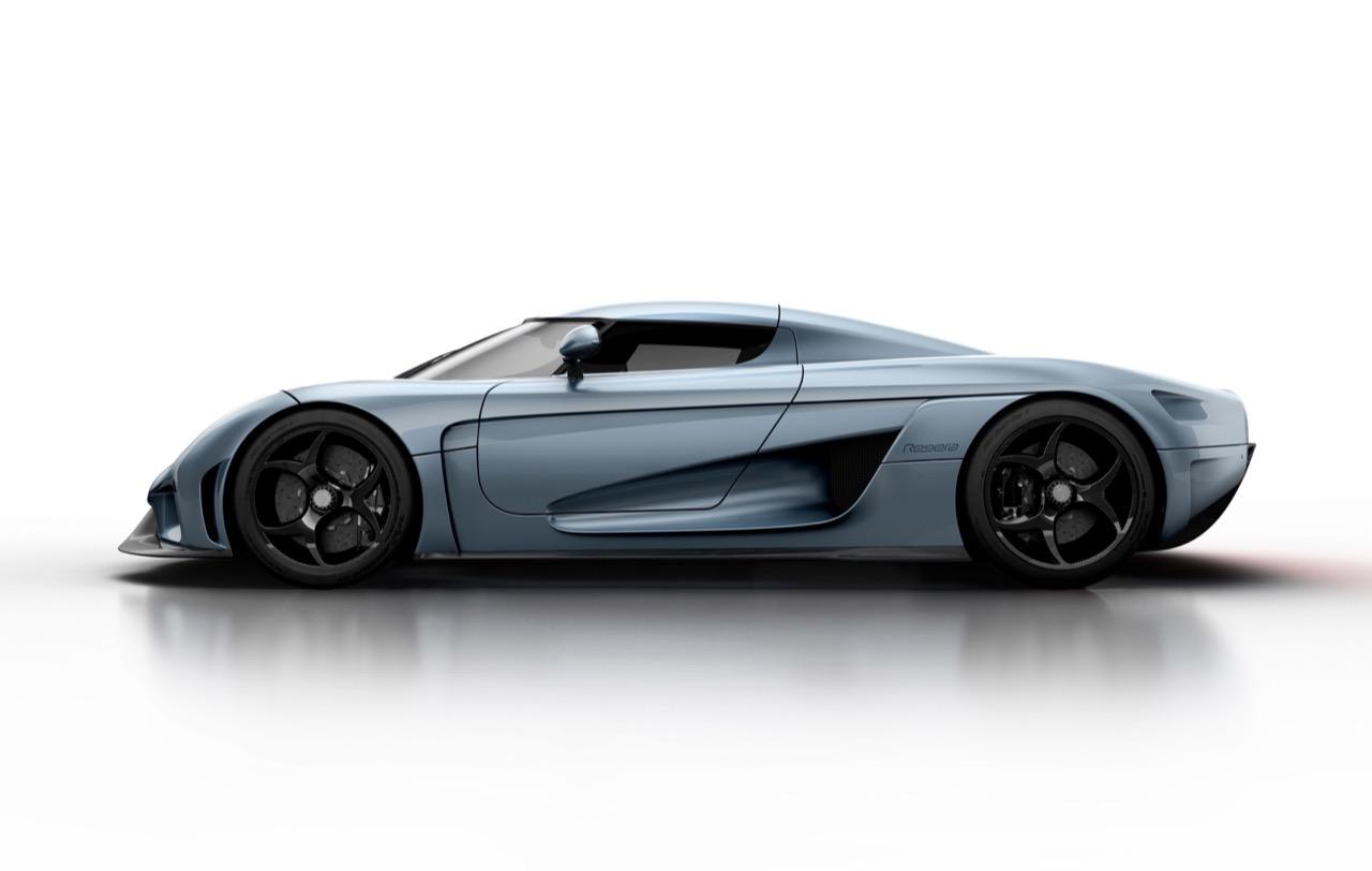 Koenigsegg Regera –potwór. Dosłownie.
