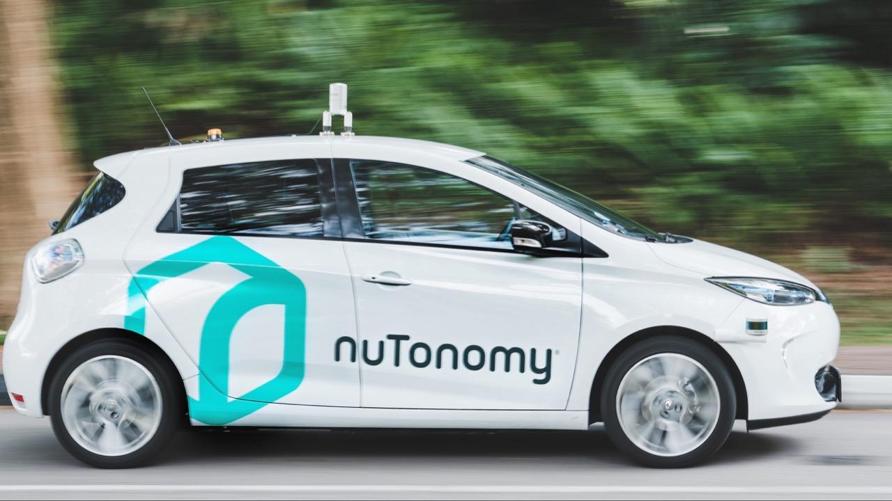 Taksówka zautopilotem niewygląda szczególnie futurystycznie, aletoco potrafi – towłaśnie przyszłość!