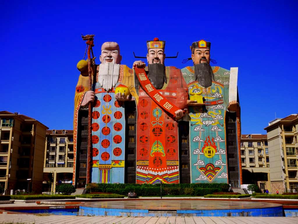 Hotel Tianzi toarchitektoniczna perełka.