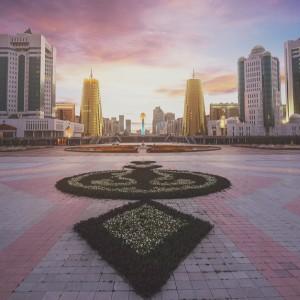 Astana –stolica Kazachstanu.