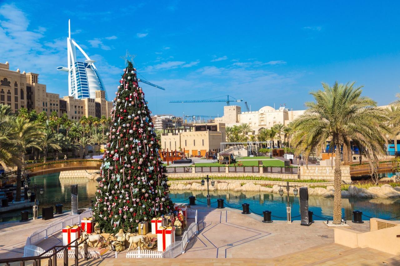 Święta wDubaju toprawdziwa egzotyka! / Foto: S-F / Shutterstock.com