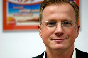 Maciej Nykiel, dyrektor zarządzający FLY.PL. / Foto: mat. prasowe